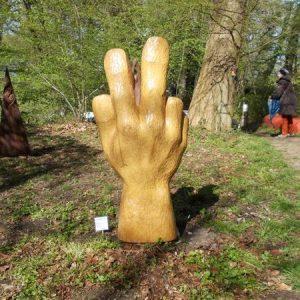 Hand des Bürgers 1